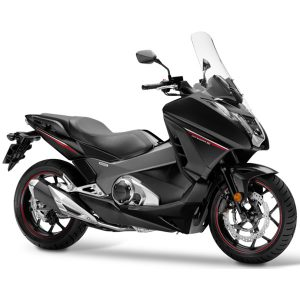 Honda INTEGRA 750 negro mate