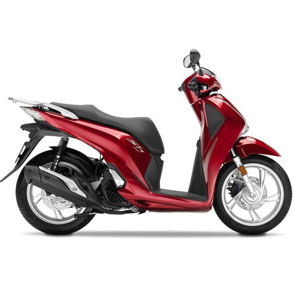 Honda SH 125i ABS roja