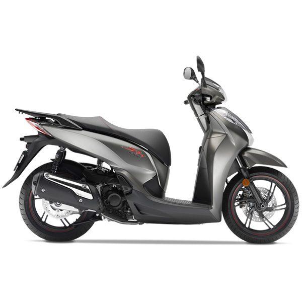 Honda SH 300i ABS gris mate