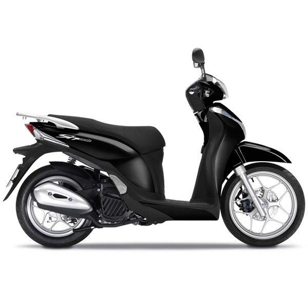 Honda SH Mode 125 negra