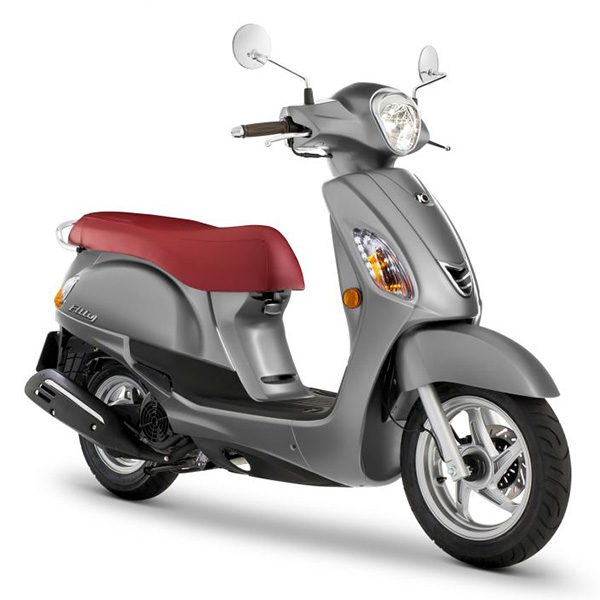 Kymco Filly 125 gris