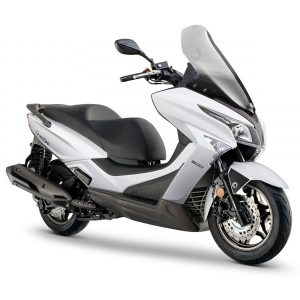 Kymco Grand Dink 300 ABS blanco