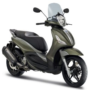 Piaggio Beverly Sport Touring 350 ABS ASR